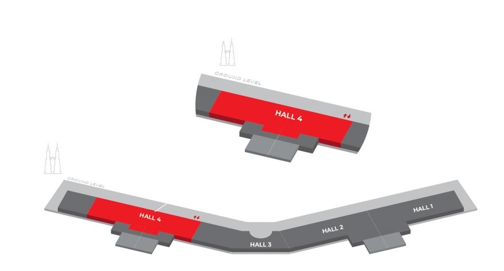 ENGINEER 2020 Hall Layout